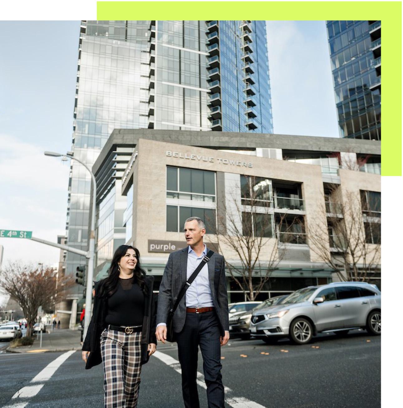Urban Bellevue Living   Don Weintraub Real Estate Group